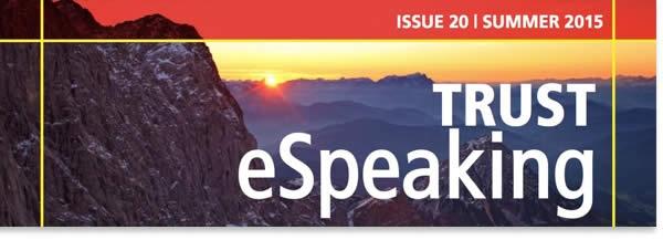 Trust ESpeaking Summer 2015