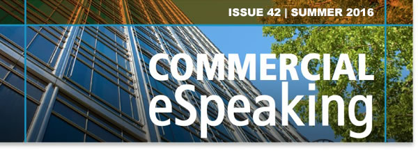 Commercial ESpeaking Issue 42 Summer 2016 Gawith Burridge