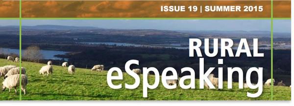 Rural ESpeaking Issue 19 Summer 2015 Gawith Burridge